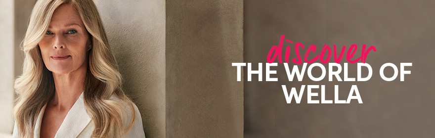 Discover the World of Wella
