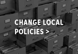 change local policies