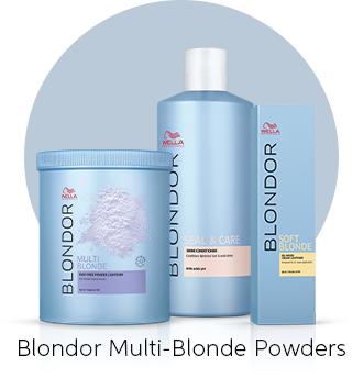 Blondor Multi-Blonde Powders