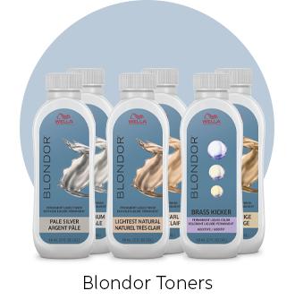 Blondor Toners