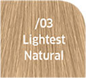 /03 Lightest Natural