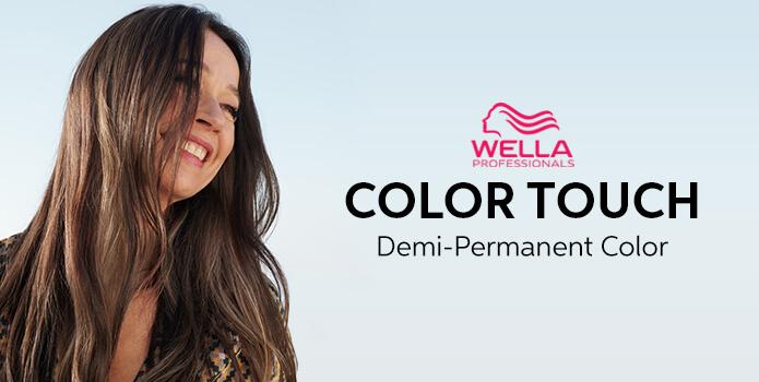 Color Touch: Demi-Permanent Color
