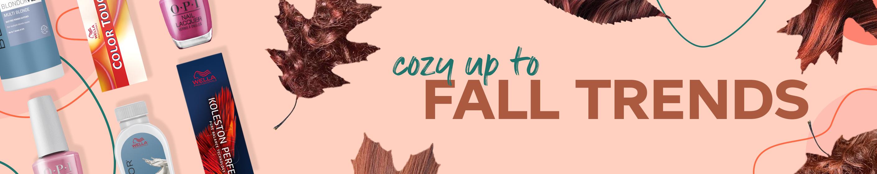 Fall Trends: Fall into cozy season