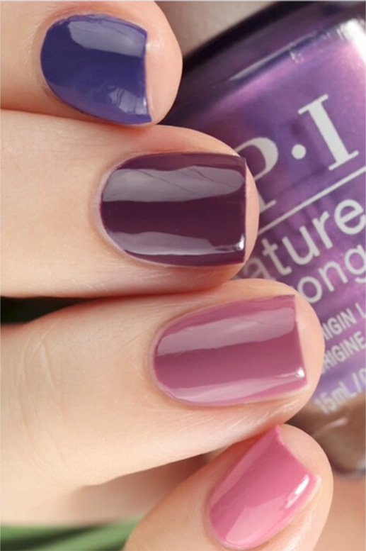 Lilac You A Lot Nails