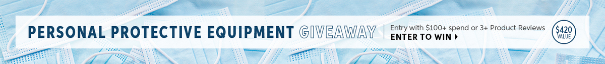 Personal Protective Equipment Sweepstakes