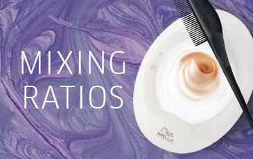 Mixing Ratios
