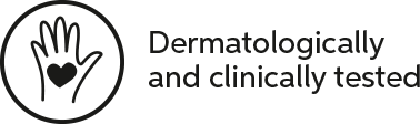 Dermatologically and clinically tested