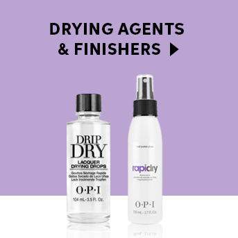 drying agents finishers