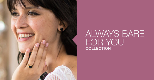 Always Bare for You Collection