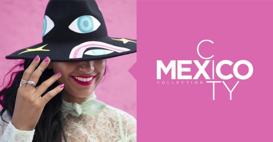 Mexico City Collection
