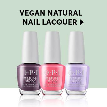 vegan natural nail polish