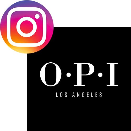 OPI Instagram