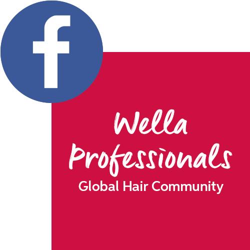 Wella Professionals Facebook Global Hair Community