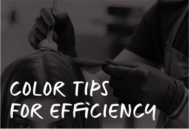 color tips for efficiency