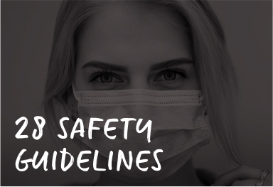 28 safety guidelines