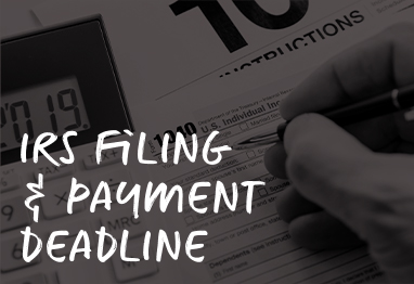 irs filing & payment deadline