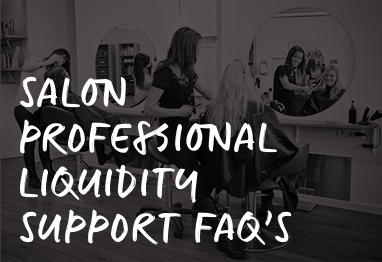 salon professional liquidity support faqs